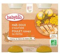Babybio Pot Mais Doux Poulet à Paris