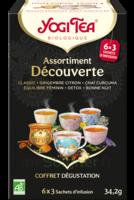 Yogi Tea Tisane Assortiment Découverte Bio 18 Sachets/1,9g à Paris