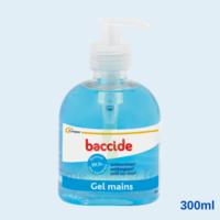 Baccide Gel Mains Désinfectant Sans Rinçage 300ml à Paris