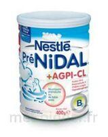 PRE NIDAL + AGPICL, bt 400 g à Paris