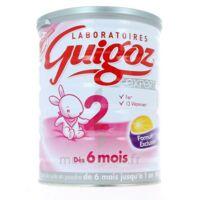 GUIGOZ LAIT EXPERT 2 BOITE 800G à Paris