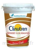 CLINUTREN DESSERT GOURMAND, pot 200 g x 4 à Paris