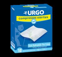 Urgo Compresse Stérile 10x10cm 25 Sachets/2 à Paris