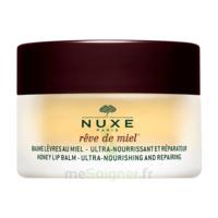 Nuxe Baume Lèvres Ultra-nourrissant Rêve De Miel®15g à Paris