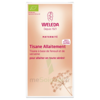 Weleda Tisane Allaitement 2x20g à Paris