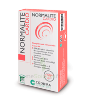 Normalite Cardio Caps B/30 à Paris