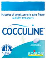 Boiron Cocculine Comprimés Orodispersibles B/40 à Paris